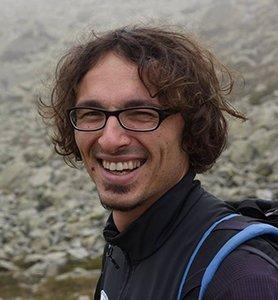 Emanuele Gabaglio, presidente e guida di Escuriosando Trekking
