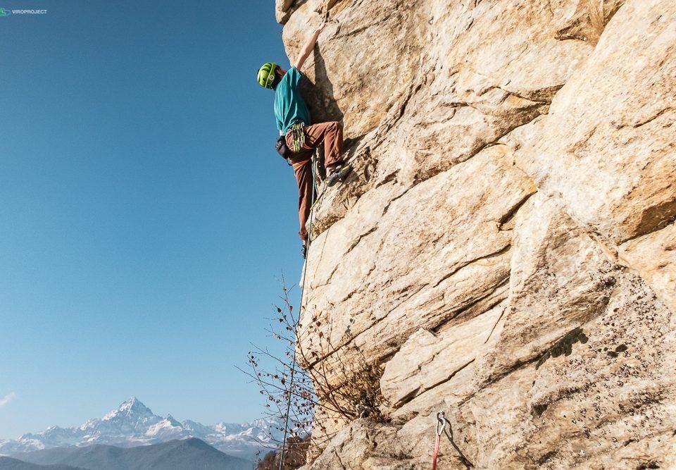 arrampicata monte bracco
